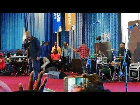 Dr Tumi - You Are Here Live Performance @UL