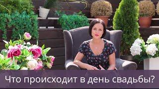 Что  происходит в день свадьбы?(День свадьбы. Что происходит в этот день? - http://perfectday.spb.ru/ В этом видео, я хочу коснуться темы того, что же..., 2015-08-17T16:41:30.000Z)