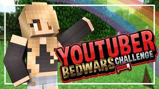 EVERYONE HATES ME! (YouTuber Minecraft Bed Wars)
