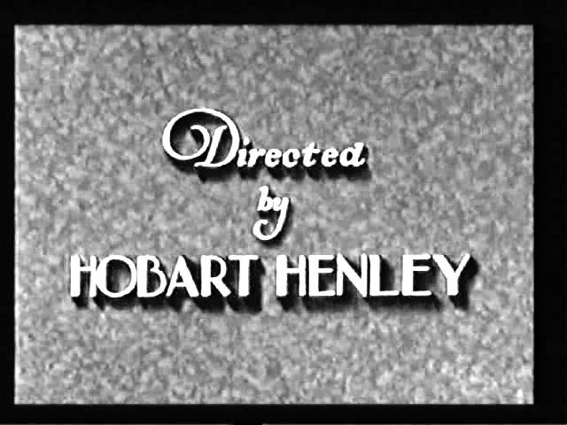 The Bad Sister (1931) -- OPENING TITLE SEQUENCE