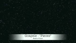 "Goapele - ""Pieces"""