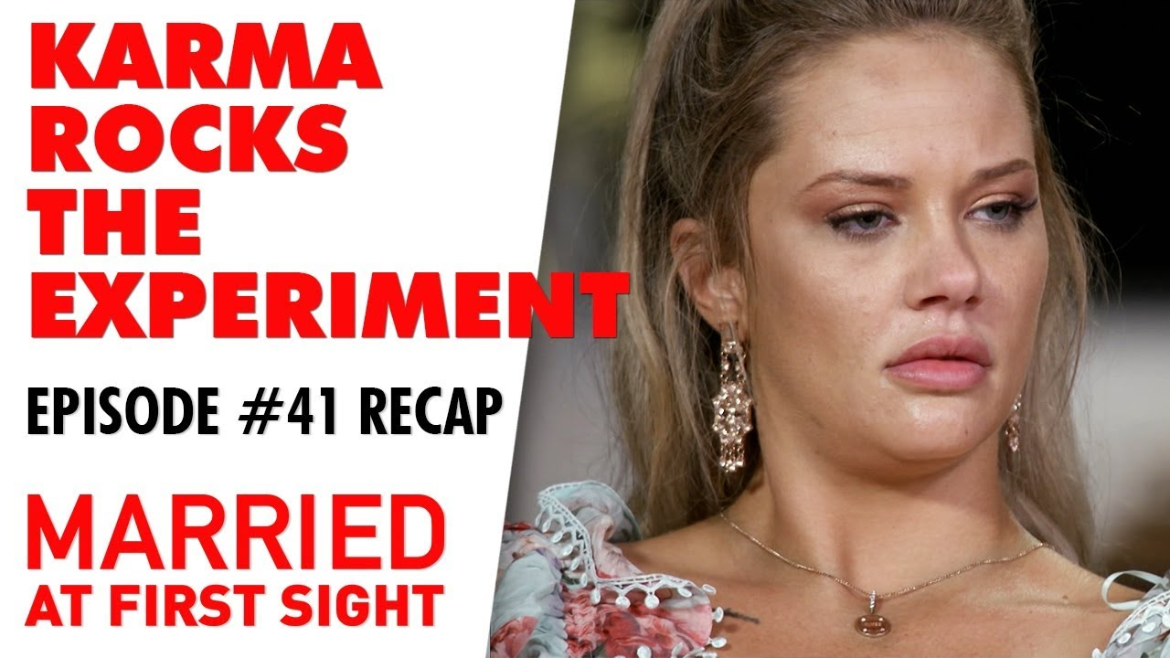 Married at first sight 2018 episode 9 recap