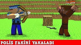 ZENGİN VS FAKİR #133 - Polis Fakiri Yakaladı (Minecraft)