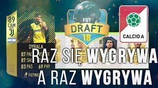 ŚWIETNY DRAFT CALCIO A! FIFA 18