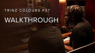 Walkthrough: Trinz Colours PST