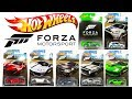 New Hot Wheels Forza Motorsport Toy Car Series