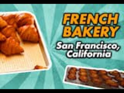 French Bakery in San Francisco, California