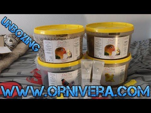 Super UNBOXING De Varios Productos De La Tienda ORNIVERA-Rincon Animal