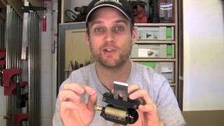 Using The Veritas Mk Ii For Tool Sharpening