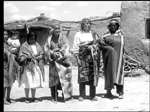 ZUNI INDIANS COCHITA RESERVATION