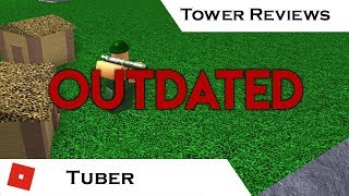 Tuber (Outdated) | Tower Reviews | Tower Battles [ROBLOX]