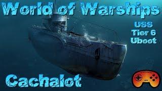 Noch mehr Uboot Action in World of Warships auf Deutsch/German