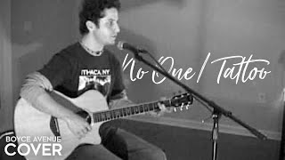Alicia Keys / Jordin Sparks / Black Eyed Peas - No One / Tattoo (Boyce Avenue acoustic cover)