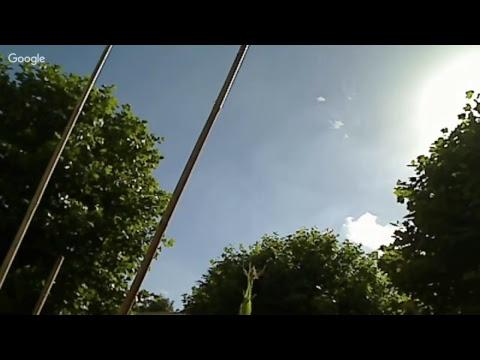 HAARP Hits London LIVE 3:45am 13th June 2017 London UK FLAT EARTH