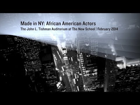 The Business - Made in NY: African American Actors