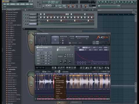 FL Studio Tutorial: How to make Mos Def - Mathematics in 4 minutes