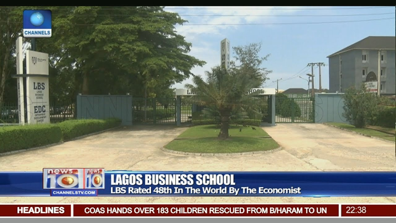 Lagos Business School Rated 48th In The World By The Economist