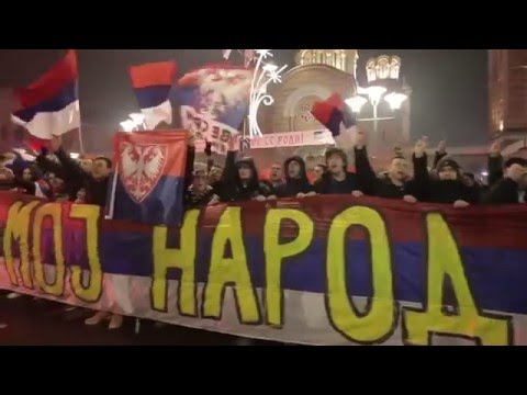 Република Српска Бањалука 09.01.2016. , Celebration of the Day of the Republic of Srpska
