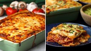 5 Cheesy Chicken Lasagna Dinner Recipes