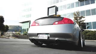 best exhaust for a g35 if you are on a budget