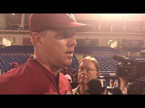 Mark Kingston after SEC Tournament win over Missouri