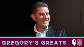 The Villa View meet John Gregory   GREGORY'S GREATS