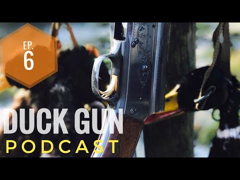Duck Gun Podcast with Flair the Creator of Dux Waterfowl Co!