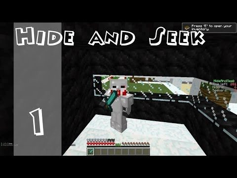 Wal - Craft Minecraft Server : Hide and Seek Episode 1 - Where is Everybody?!