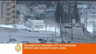 Tokyo, Japan Earthquake 8 9 Magnitude Live BBC News