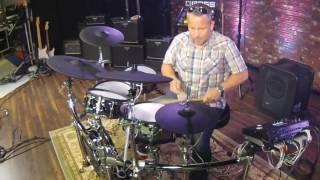 Roland TD-50 V-Drums Performance with Michael Jones at 909 Celebration