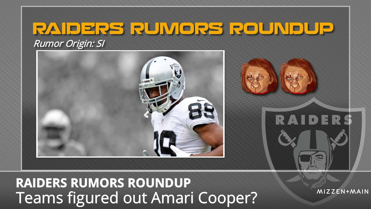 902f395f Oakland Raiders Rumors: Who Is The NFL QB Maurice Hurst Wants To Sack,  Gareon Conley To The Pro Bowl
