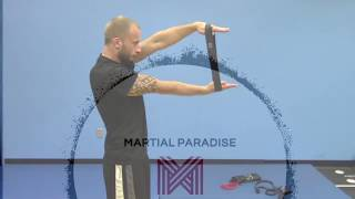 Martial Paradise Rotating Shoulder Combo