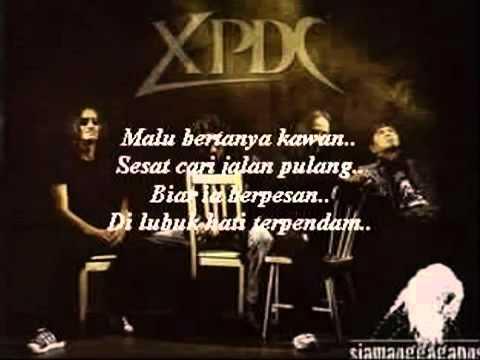 XPDC- Semangat Yang Hilang