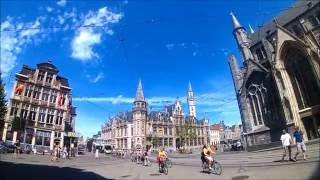 One Week in Belgium - Ghent, Brussels, Bruges