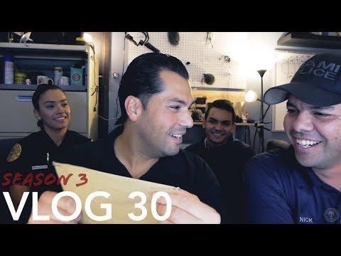 Miami Police VLOG: Last Vlog for Season 3