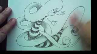 How To Draw A Mermaid with Mark Kistler