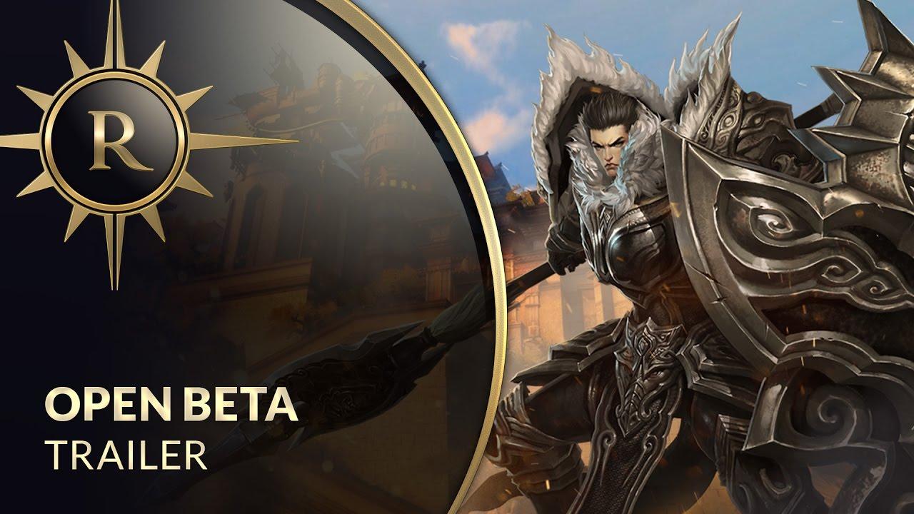 Revelation online open beta release date