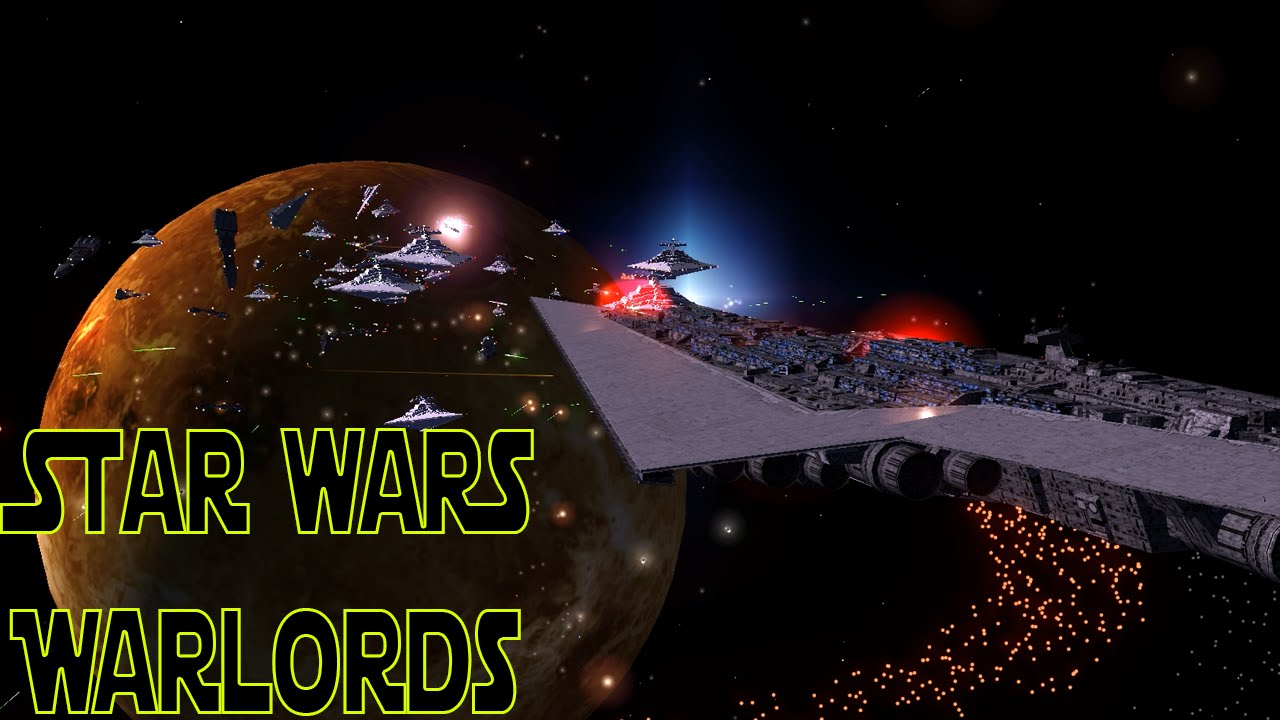 Executor Star Dreadnought Dominating Star Wars Warlords Youtube