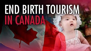 Conservatives vote to end birth tourism crisis   David Menzies