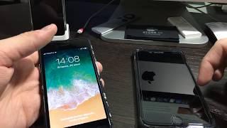 iOS 11 - автоматический ответ на вызов