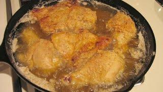 Kick'n It Kosher: Episode 14 - Gluten Free Fried Chicken