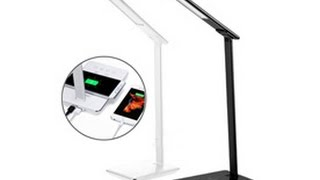 Iphone 8 Wireless Charger New LED Desk Lamp with Qi-enabled Touch Sensor XIESHENG