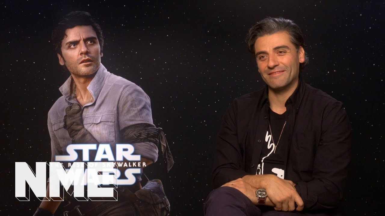 Star Wars The Rise Of Skywalker Oscar Isaac Says He S Done Playing Poe Dameron Youtube