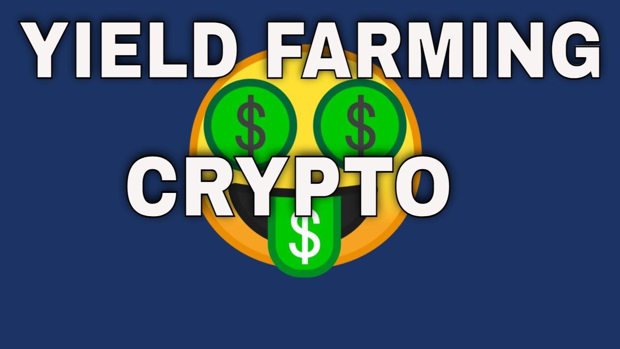 yield farming crypto on ELOIN | CRYPTO DEFI |