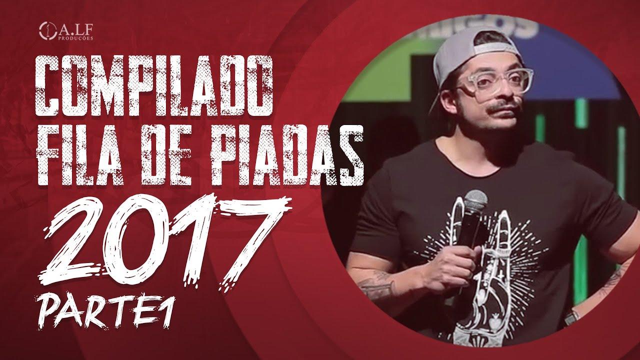 MÁRCIO DONATO - COMPILADO FILA DE PIADAS 2017 - parte 1