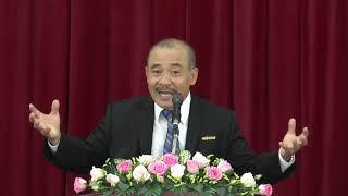 GÁNH NẶNG CỦA LO BUỒN VÀ SỢ HÃI - Mục sư Dương Quang Thoại - 25.5.2019