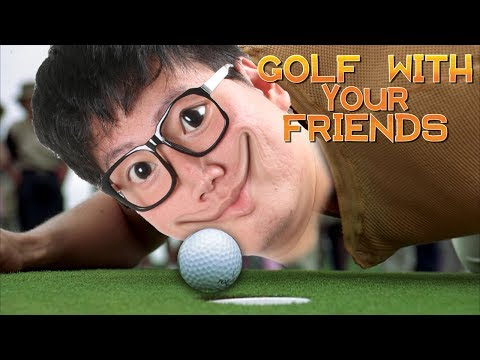ANAK BUAHNYA TIGER WOODS !! - Golf With Your Friends Indonesia Gameplay