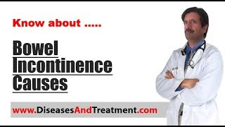 Video Causes of Bowel incontinence (fecal incontinence) download MP3, 3GP, MP4, WEBM, AVI, FLV Juli 2018