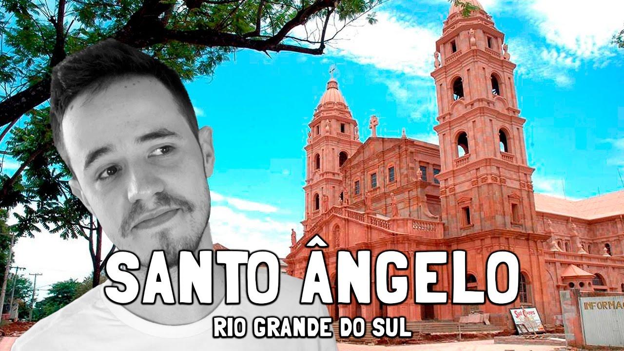 10cf479b02032 Coisas de Santo Ângelo RS - YouTube