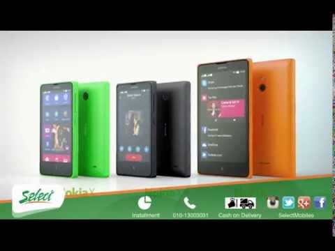 The new Nokia X family - Your Fastlane to Android™ apps (HD)